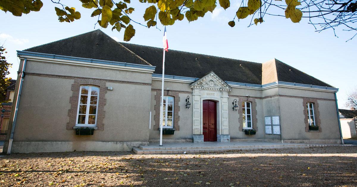 mairie de bu