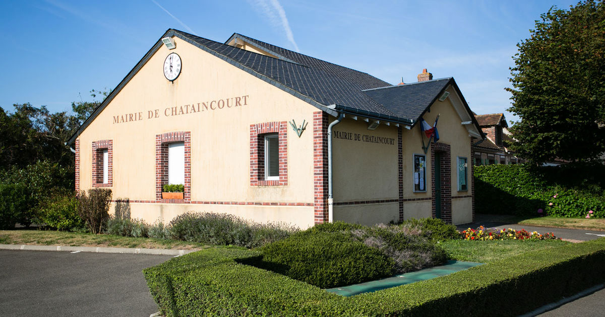 Mairie de chataincourt