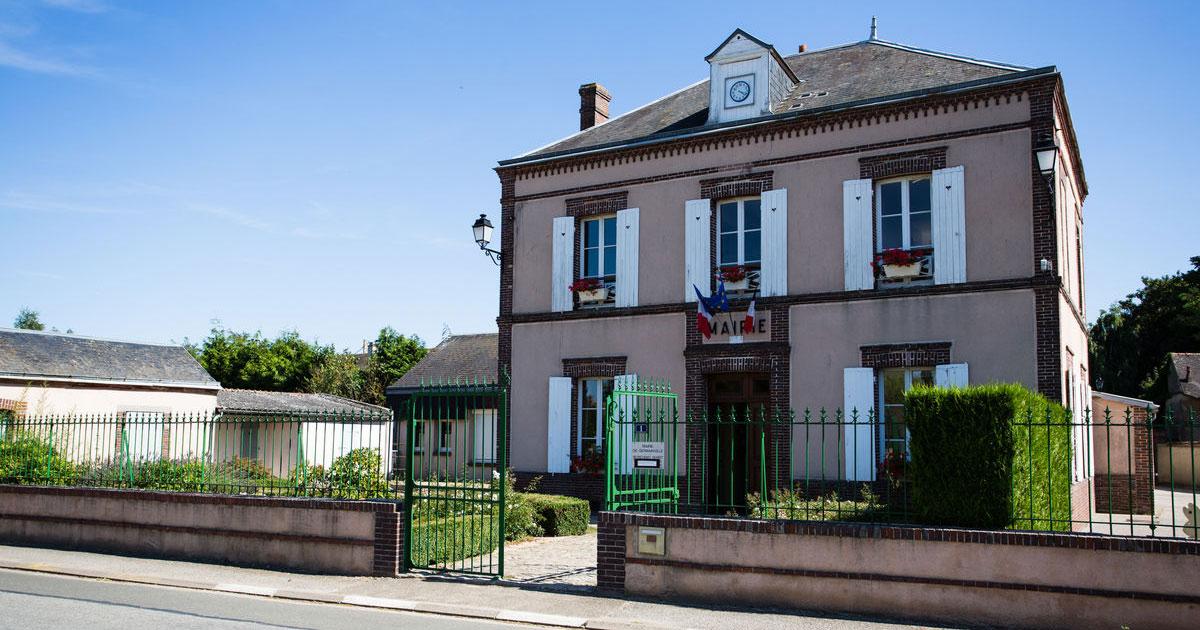 Mairie de germainville