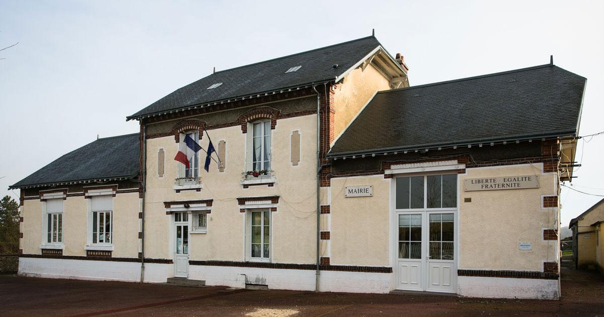 Mairie de guainville