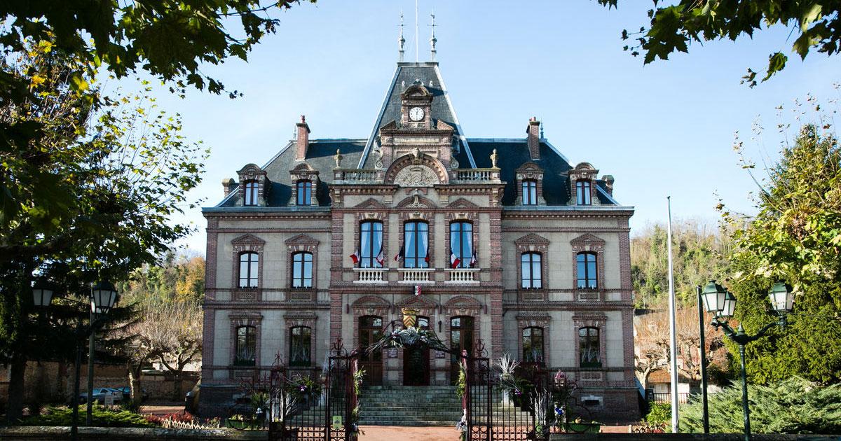 Mairie d'ivry la bataille