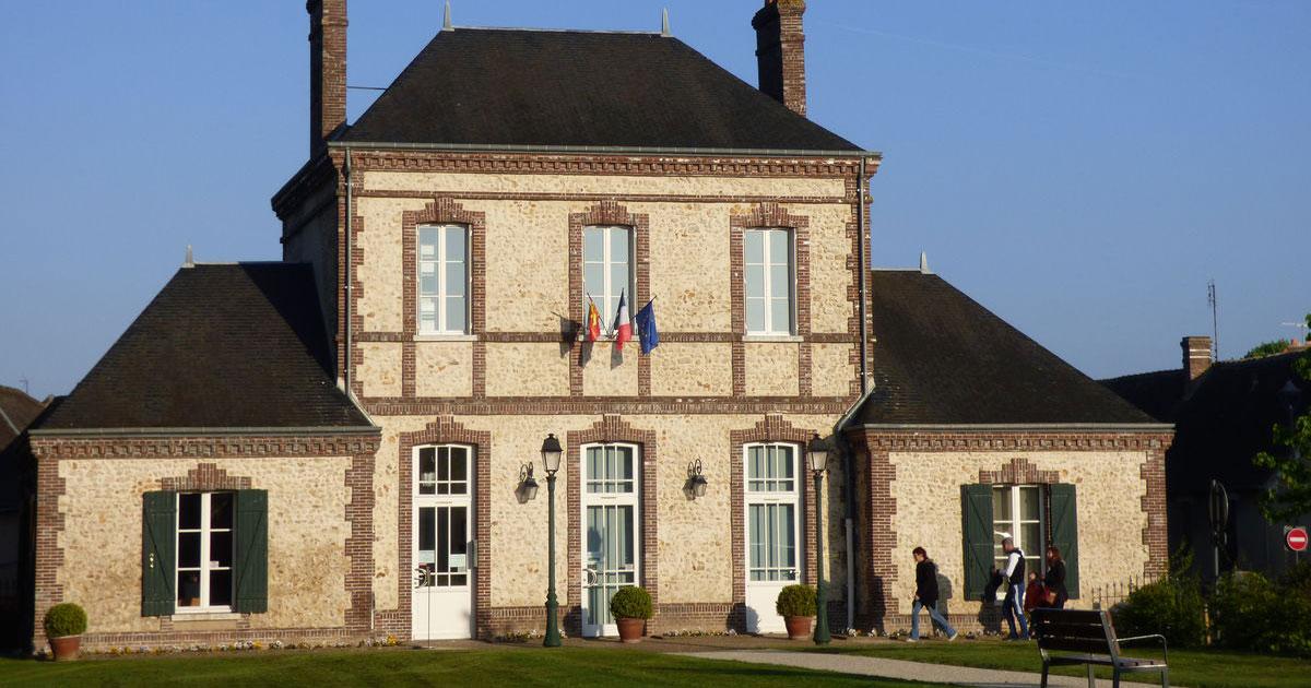 La Madeleine De Nonancourt Site Officiel De L Agglo Du Pays De Dreux