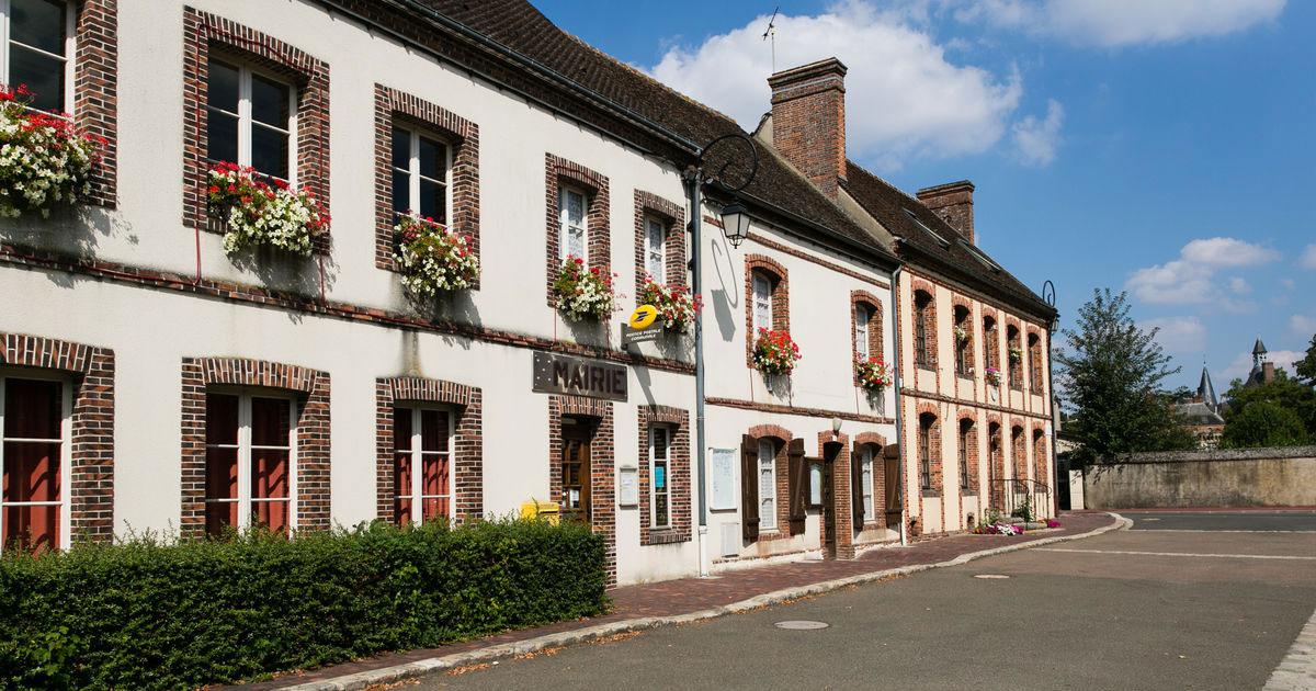 Mairie de maillebois