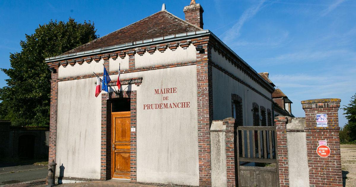 Mairie de prudemanche