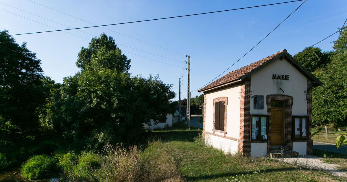 Mairie de saint-lubin-cravant