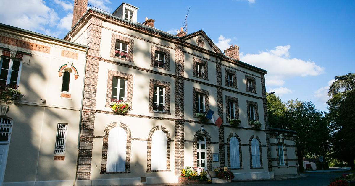 Mairie de saint-lubin-des-joncherets