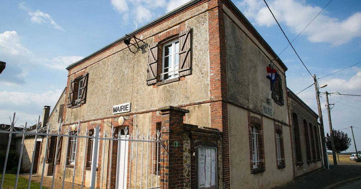 Mairie de saint-sauveur-marville