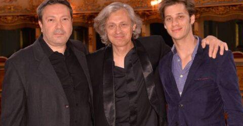 Photo du trio DIMITRI NAIDITCH